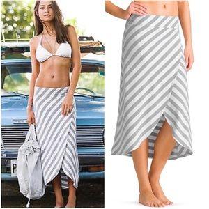 Athleta Seeing Stripes Skirt